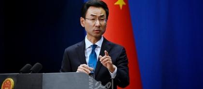 الخارجية الصينية تعبر عن أملها في معاملة واشنطن البناءة تجاه بكين