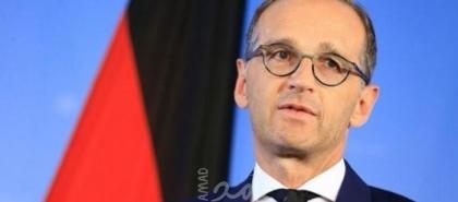 وزير الخارجية الالماني : برلين تؤيد دائماً إقامة علاقة بناءة مع تركيا