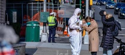 """عبيدي: عدد الإصابات الكبير بـ""""كورونا"""" داخل أمريكا دليل قاطع على عدم وجود يد لواشنطن في صناعة الفيروس"""