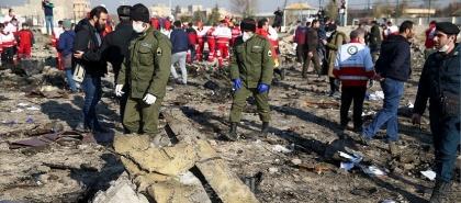 """إيران تعتبر تقرير كندا عن إسقاط الطائرة الأوكرانية """"مُسيّسا للغاية"""""""