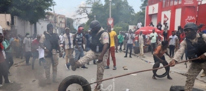 """هايتي: احتجاجات ضد العنف في العاصمة """"بورت أو برنس"""""""