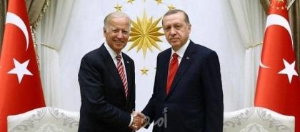 البيت الأبيض: توفر فسحة في جدول أعمال بايدن خلال جولته الأوروبية قد تسمح بلقائه أردوغان