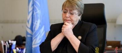 مفوضة الأمم المتحدة لحقوق الإنسان: بيلاروسا تشهد أزمة غير مسبوقة