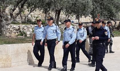 شرطة الاحتلال تمنع ادخال وجبات الإفطار إلى الأقصى