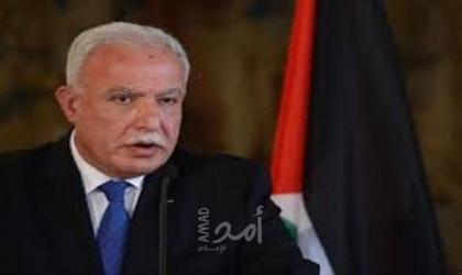 المالكي: الرئيس عباس سيطلع غوتيرش على مسببات قرار الانسحاب من كل الاتفاقات مع إسرائيل