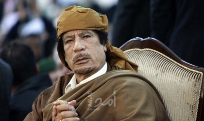 صحيفة: مفاوضات سرية كادت أن تنقذ القذافي وتمنع التدخل العسكري