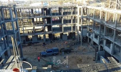 سرحان: نسبة انجاز مشاريع المنحة الإيطالية لإنشاء وحدات سكنية بلغت أكثر من 60%