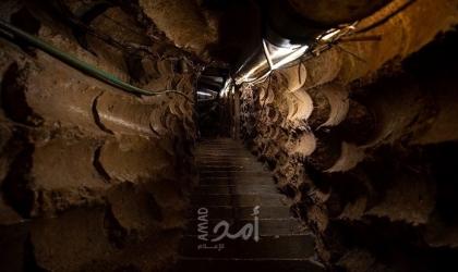جيش الاحتلال: اكتشاف نفقا لحزب الله على الحدود اللبنانية