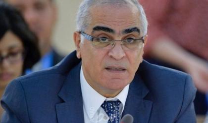 خريشي يسلم المفوض السامي لحقوق الإنسان ومسؤولين دوليين رسالة حول التطورات في الشيخ جراح
