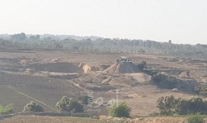 غزة: قوات الاحتلال تطلق النار صوب رعاة الأغنام شرق دير البلح