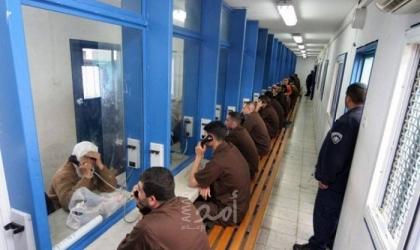 """مصلحة سجون الاحتلال تعاقب أسرى احتجوا على استشهاد """"بسام السايح"""""""