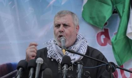 القيادي البطش يتواصل مع قيادات فلسطينية في داخل إسرائيل