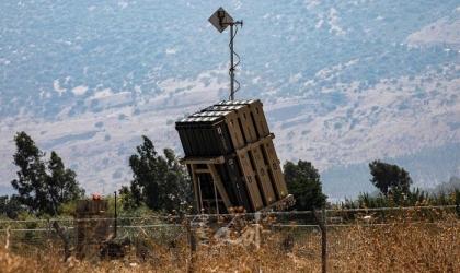جيش الاحتلال يعلن استكمال سلسلة تجارب ناجحة لمنظومة محدثة للقبة الحديدية