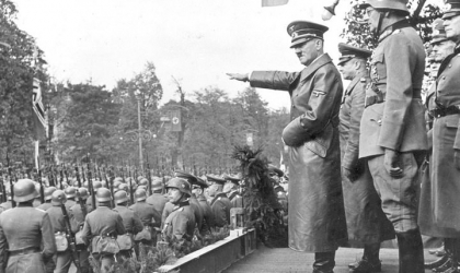"""قصة غريبة ترويها جارة """"هتلر"""" .. تفاصيل"""