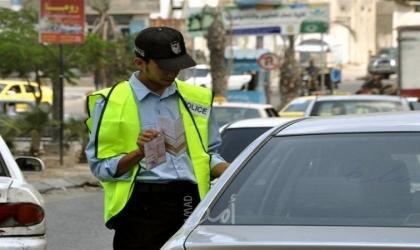 حالة الطرق وحوادث السير في قطاع غزة الأربعاء