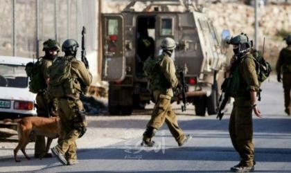 قوات الاحتلال تحتجز عددا من طلبة جامعة بيرزيت شمال رام الله