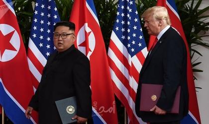 ترامب: كيم جونغ أون ذكي جدا ولن يتصرف بعدائية تجعله يخسر كل شيئ