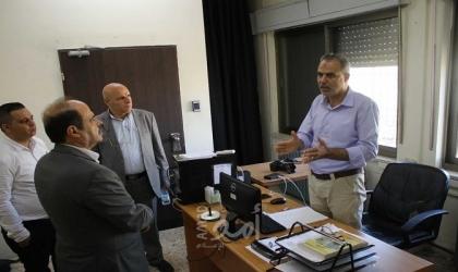 """رام الله: """"الإعلام وميثاق"""" تبحثان سبل تطوير أرشيف الإعلام الفلسطيني"""