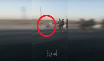 فيديو ممنوع من التداول لبشاعته..عناصر سورية موالية لتركيا تعدم أشخاصا من الإدارة الذاتية الكردية
