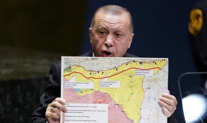 """""""فورين بوليسي"""": طموحات تركيا في سوريا خير دليل على اتباع أردوغان النهج العثماني للتغيير العرقي"""