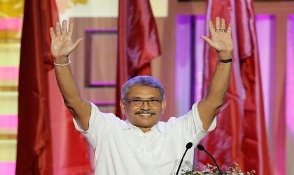 في سابقة هي الأولى من نوعها في البلاد.. رئيس سريلانكا يعين شقيقه رئيساً للوزراء