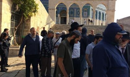 الإسلامية المسيحية تصدر تقريراً للانتهاكات الإسرائيلية بحق مدينة القدس خلال نوفمبر