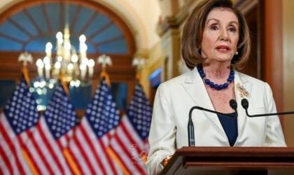 بيلوسي: سنبحث في الكونغرس محاكمة الرئيس السابق دونالد ترامب