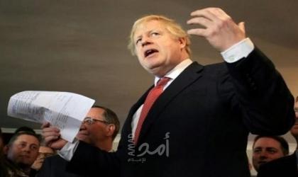 """"""" جونسون"""" حول استقلال اسكتلندا: تصرفًا غير مسؤول ومتهور"""