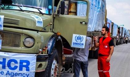 غوتيريش يدعو لتسهيل وصول المساعدات الإنسانية إلى سوريا