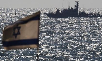 بالفيديو.. مناورة لسلاح البحرية الإسرائيلي في بلدات مقابل غزة