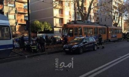 مصرع 6 أشخاص إثر دهس سيارة مجموعة من السياح في إيطاليا