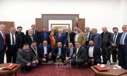 عباس: المواطن الفلسطيني يستحق تقديم الخدمة الطبية الفضلى له