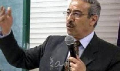 """تيسير خالد :""""حواجز المحبة"""" مبادرة مهمة تؤسس لتطوير المقاومة الشعبية"""
