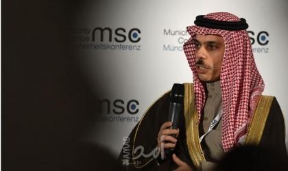 وزير الخارجية السعودية بن فرحان: تطبيع كامل مع إسرائيل مقابل حل عادل لفلسطين - فيديو