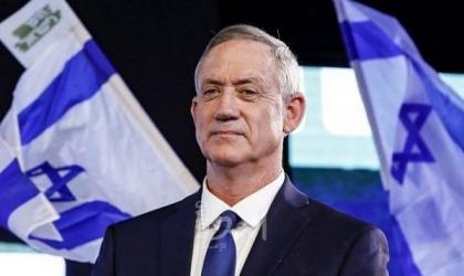 غانتس يفوز برئاسة الكنيست الإسرائيلي ويخسر تحالفه السياسي