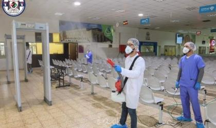 صحة غزة: نتائج فحوصات أربعة مواطنين عادوا إلى القطاع سلبية