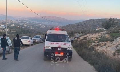 بالصور.. إصابات بالاختناق عقب اقتحام قوات الاحتلال نابلس وقلقيلية