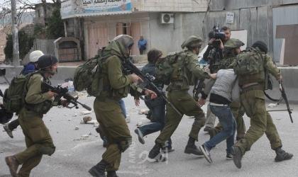 قوات الاحتلال تعتقل شابًا من بلدة السيلة الحارثية غرب جنين