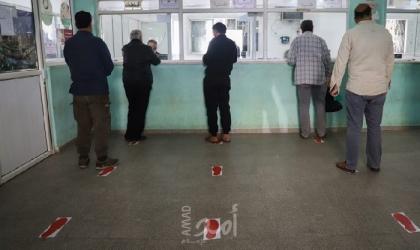 مالية غزة: صرف رواتب المتقاعدين عن شهر أبريل الأحد