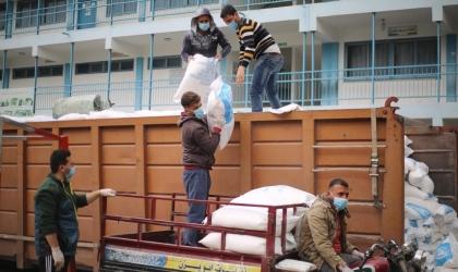 الأونروا: من يتلقى راتب 1500 شيكل فما أقل من الموظفين سيستمرون بتسليم المساعدات الغذاىية
