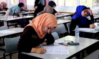 تعليم خان يونس يؤكد استعداده لامتحان الثانوية العامة في ظل جائحة كورونا