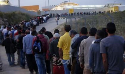 """""""العمل"""" و""""نقابات عمال فلسطين"""": الإعلان عن سرقة اسرائيل لعمالنا هو جزء يسير مما يجري بحقهم"""