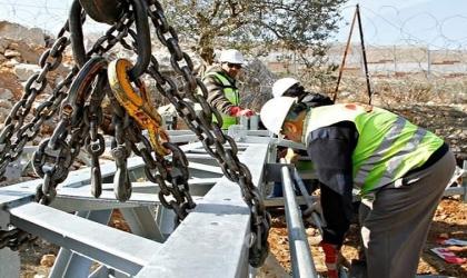 نقابة العاملين في كهرباء القدس تهنئ عمال فلسطين وموظفيها في يوم العمال العالمي