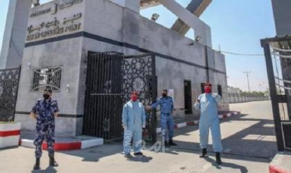 داخلية حماس: نتواصل مع الجانب المصري لبلورة آلية دائمة لفتح معبر رفح