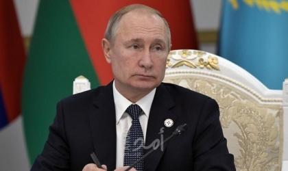 بوتين: لا سلام دائم بالمنطقة دون حل الصراع الفلسطيني الإسرائيلي