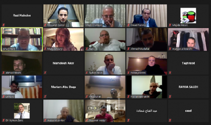 سياسيون وأكاديميون: على الرئيس عباس دعوة الفصائل لبحث مخاطر كورونا والمخططات الإسرائيلية