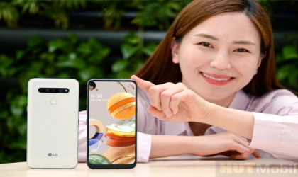 بالفيديو.. إل جي تعلن رسميا عن هاتف LG Q61