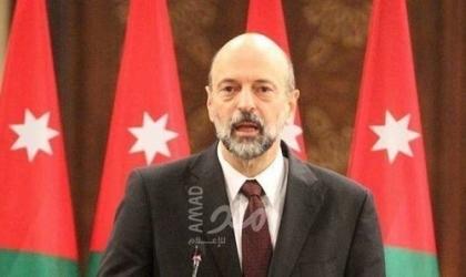 رئيس الوزراء الأردني الرزاز: لن نصل إلى السلام العادل إذا استمرت إسرائيل بإجراءاتها الأحادية