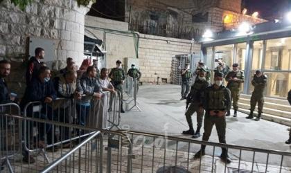 قناة عبرية: لجنة إسرائيلية تقر خطة الترميمات والأعمال في الحرم الإبراهيمي بالخليل