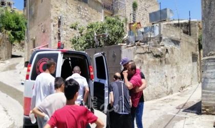 صور - مستوطنون يعتدون على مواطن بالضرب شمال نابلس